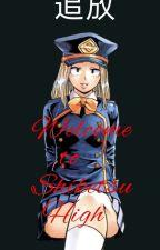 Welcome To Shiketsu High    My Hero Academia by Shida7