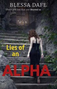 LIES OF AN ALPHA cover