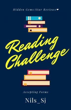 Reading Challenge by Nils_Sj
