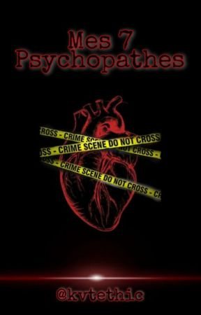 Mes 7 psychopathes 🗡 BTS FANFIC by kattttstar