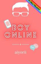 Boy Online by Poet128