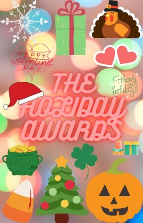 The Holiday Awards!! by miao0w