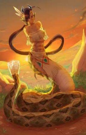Love of a Naga by KikiSnow6