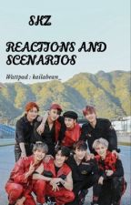 Stray Kids Reactions/Scenarios by kailabean_