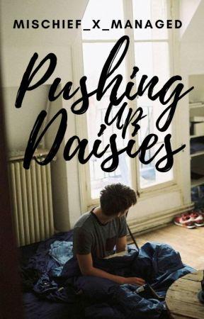 Pushing Up Daisies ||  WOLFSTAR by Mischief_x_Managed