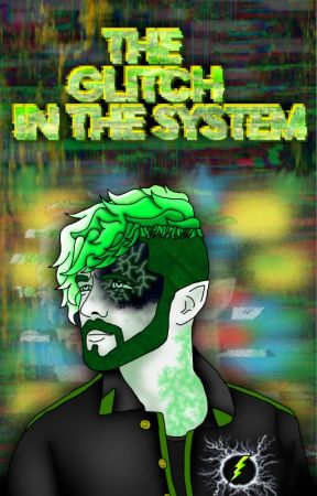 The GLITCH In The System by StitchedIvy