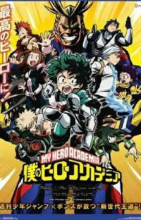 Past My hero Academia watch the Future cover