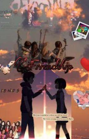 Friendship ❤️ by Jennyjhelu