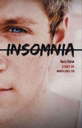 卐 Insomnia   N.S   卐 by NarryLovely18