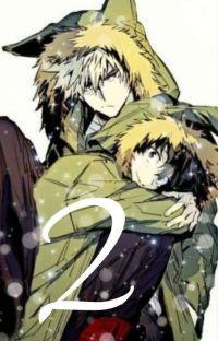 bakudeku omegaverse book 2 cover
