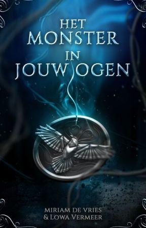 Het monster in jouw ogen by LowaLowa1