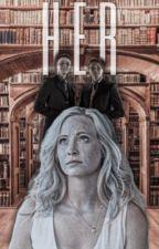 THE GHOST OF HER - George Weasley by LunarArreis