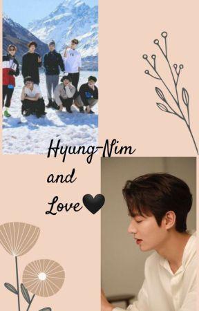 Hyung-Nim and Love by FictionTornado