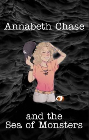 Annabeth Chase and the Sea of Monsters by malguino