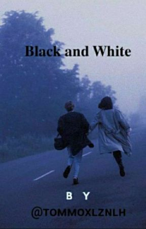 Black And White (ᴏʟɪᴠᴇʀ Wᴏᴏᴅ) by tommoxlznlh