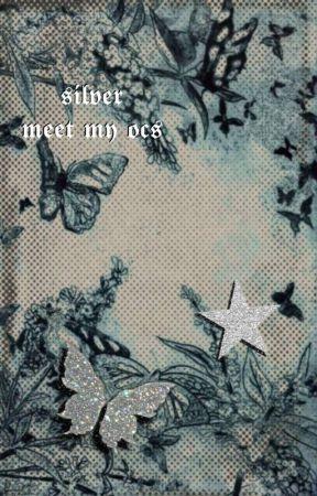 Silver - Meet My Ocs by usethebreaksbabyy