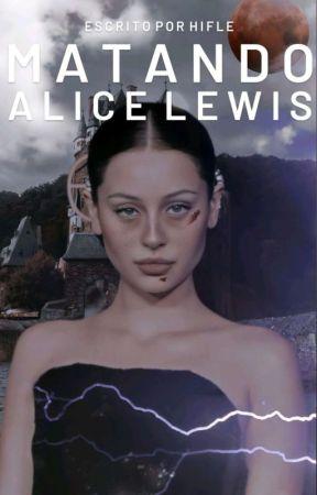 Alice: A Rainha Amaldiçoada [Concluída] [Sem Revisão] by MHifle