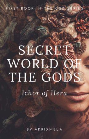 Secret World Of the Gods | Ichor of Hera by adrixmela