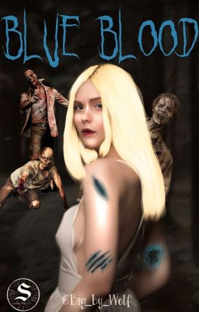 Blue Blood - The Walking Dead by Big_by_Wolf
