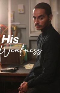 His Weakness  cover