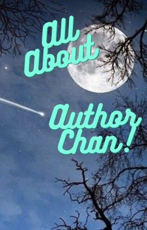 All About Author chan Book! by MysticalRinaPop