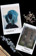 Strange Blue Feelings  by bunnyteef