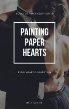 Painting Paper Hearts | ✔ by _JSMNC