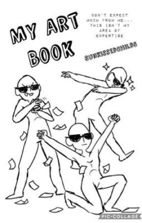 My Art Book by SunkissedChild5