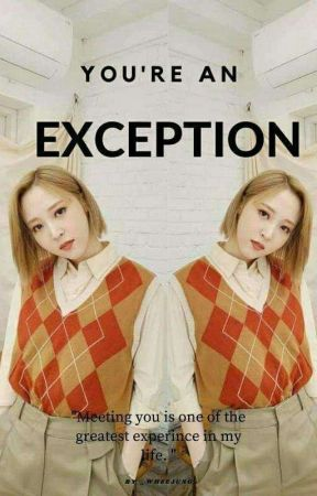 you're an exception  by _wheejung