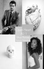 Open Heart AU 1 (Ethan Ramsey x Valerie Valentine) by OHRamsey