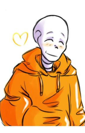 A sweeter life? Underswap Papyrus x Hybrid reader by Naliloves