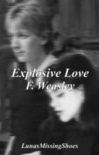 Explosive Love  F. Weasley by LunasMissingShoes