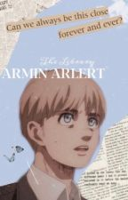 The Library (Armin Arlert x Reader) by viridii__