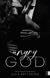 Angry God  cover