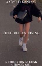 butterflies rising | ✓  by eloquvnt