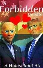 A Forbidden Debate (Trump x Biden Highschool AU) by Stikck