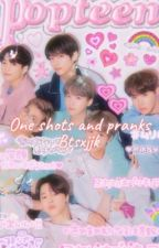 BtsxJungkook  pranks and mini story's  by AGpurplehearts
