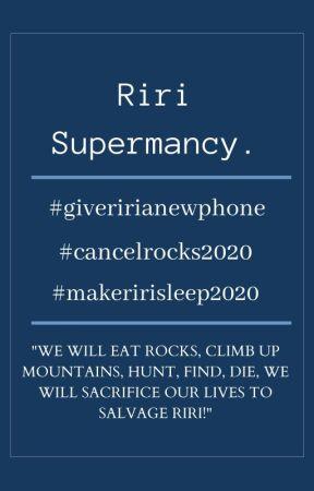 Riri Supremacy Inc. by merlinsbexrd