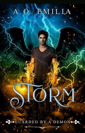STORM  by emilia_writes_books