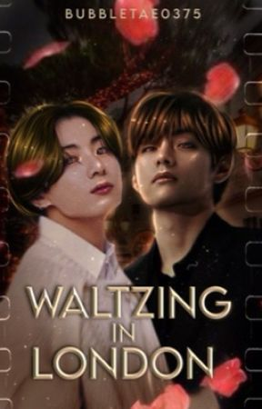 Waltzing in London | ✎ Vkook by bubbletae0375