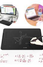 mesa digitalizadora desenho para escrita em aulas remotas e cursos online by imageartes