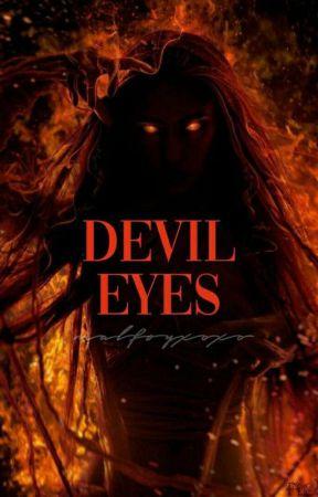 Devil Eyes by malfoyxoxo