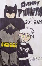 Danny Phantom in Gotham by Bela2372