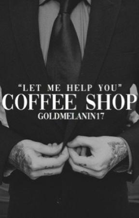 Coffee Shop by goldmelanin17