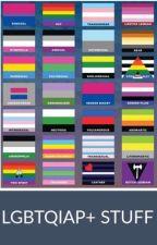 Book of LGBTQIAP+ by LGBTQIAP-AND-PROUD