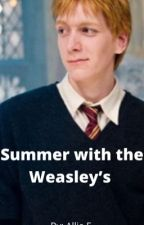 Summer with the Weasly's  by fredweaslywh0re