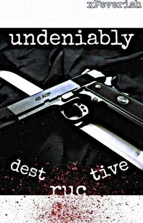 Undeniably Destructive (GirlxGirl) by Feverish