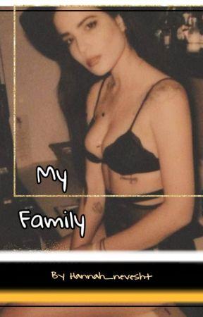 My Family [Halsey/L.S] *On hold by Hannah_nevesht
