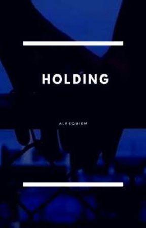 Holding 『KuroOi』 by Alrequiem