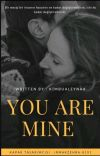 You Are Mine' cover